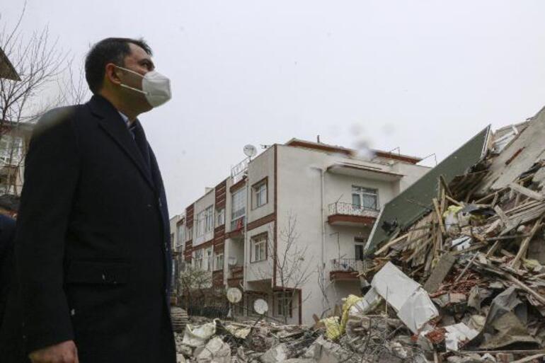Bakan Kurumdan Açelya Apartmanı açıklaması