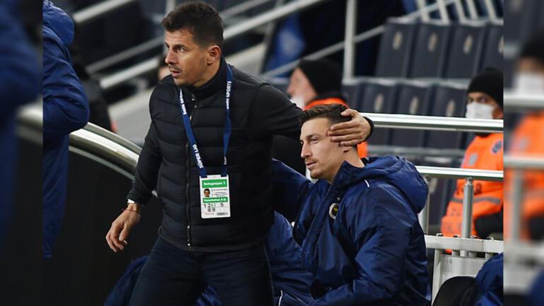 Fenerbahçede Emre Belözoğlu ile Mert Hakan Yandaş arasında dikkat çeken diyalog Sarıldı ve özür diledi
